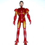 Marvel Tony Stark Iron Man action figure Bootleg light up action figure